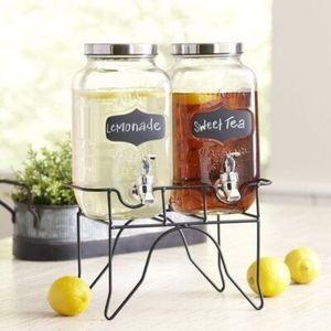 Farmhouse 111.36 Double Beverage Dispenser